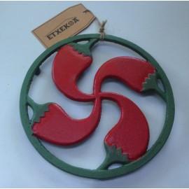 Dessous de plat croix Basque