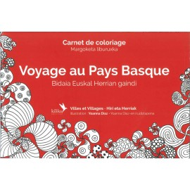 Coloriage Pays Basque