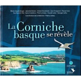 Livre La corniche basque se révèle