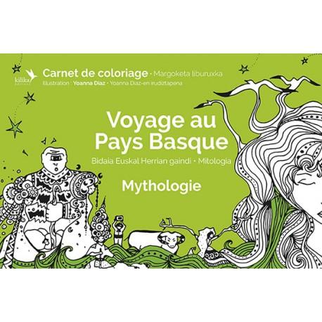 Coloriage Mythologie au Pays Basque