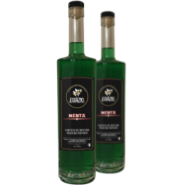 Menta - Liqueur de menthe Basque